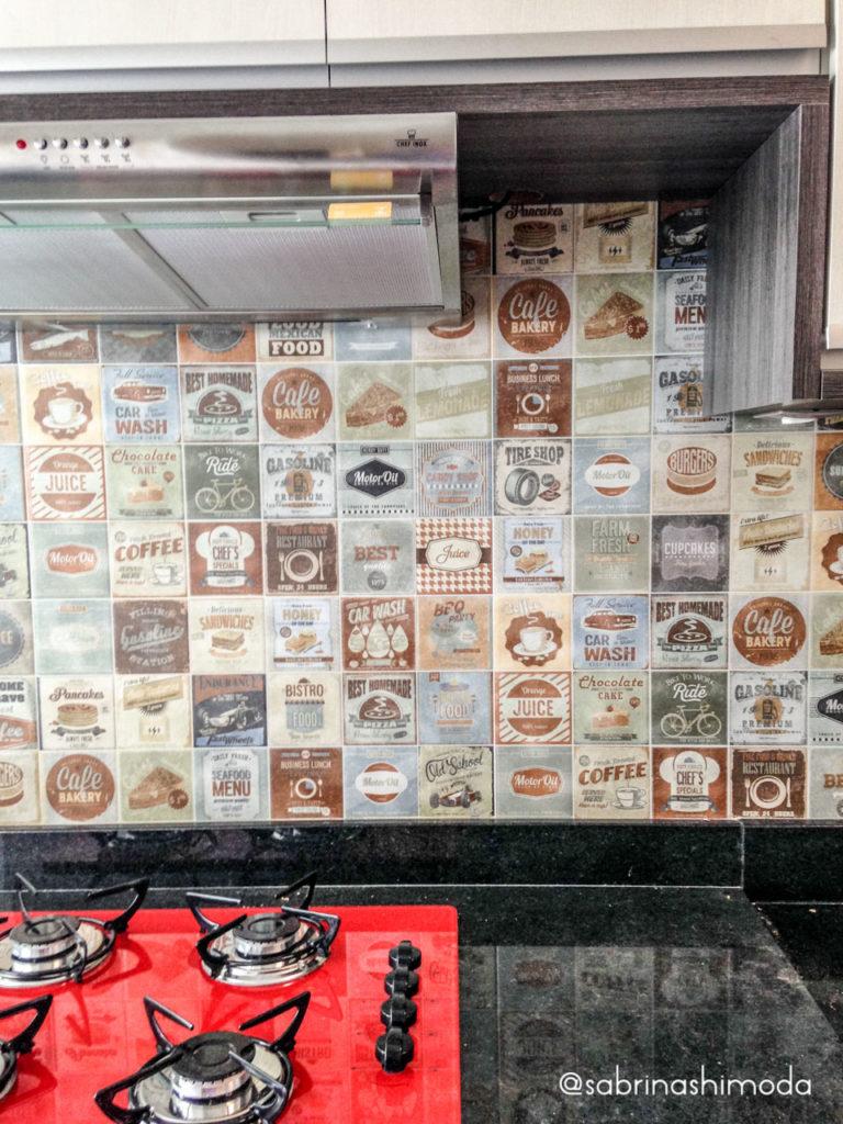 Revestimento Decorativo Cozinha