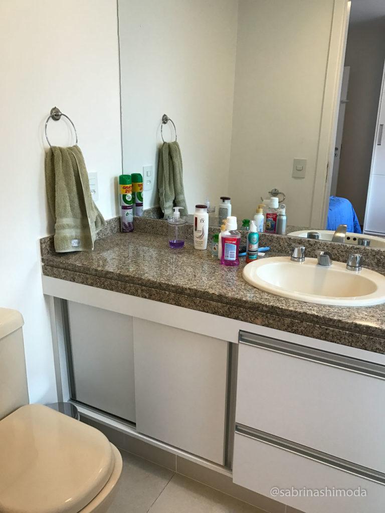 Banheiro 02 - Novo Gabinete