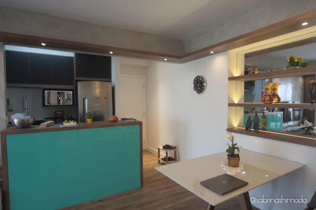 Sala TV E Cozinha