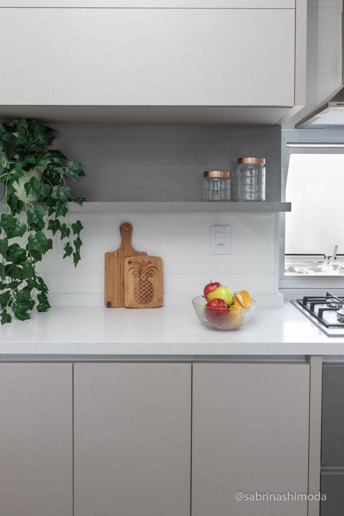 Detalhe Bancada Cozinha